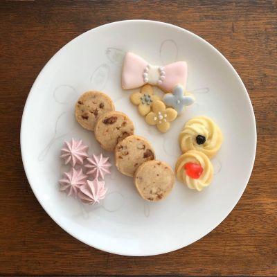 まゆパンお手製・10種類のクッキー詰め合わせ